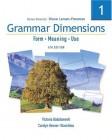 Grammar Dimensions 1   Text (496 pp)