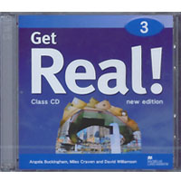 Get Real! New Edition 3  | Class CD