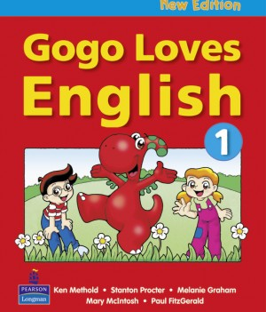 Gogo Loves English 1 | Student Book