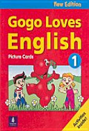 Gogo Loves English 1 | Picture Cards