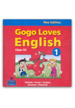 Gogo Loves English 1 | Class CD