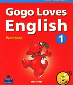 Gogo Loves English 1 | Workbook with CD