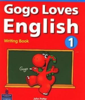 Gogo Loves English 1 | Writing Book