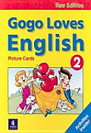 Gogo Loves English 2 | Picture Cards