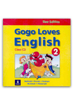 Gogo Loves English 2 | Class CD