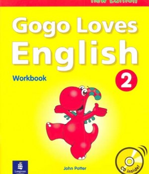Gogo Loves English 2 | Workbook with CD