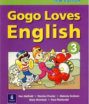 Gogo Loves English 3 | Student Book