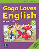 Gogo Loves English 3 | Picture Cards