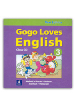 Gogo Loves English 3 | Class CD
