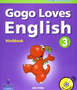 Gogo Loves English 3 | Workbook with CD