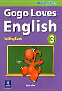 Gogo Loves English 3 | Writing Book
