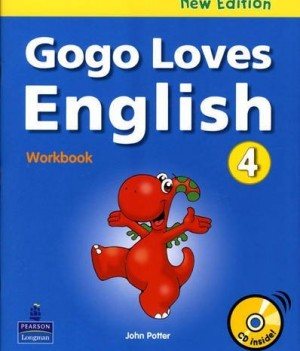 Gogo Loves English 4 | Student Book