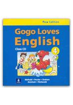 Gogo Loves English 4 | Class CD