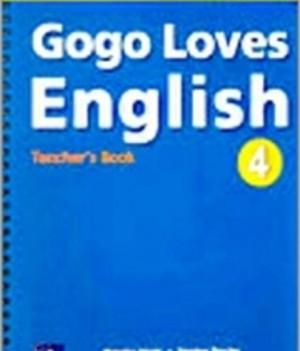Gogo Loves English 4 | Teacher's Guide