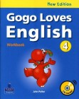 Gogo Loves English 4 | Workbook with CD