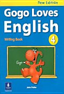 Gogo Loves English 4 | Writing Book