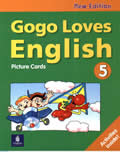 Gogo Loves English 5 | Picture Cards