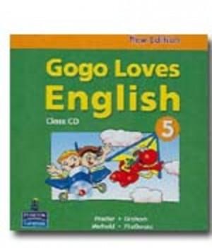 Gogo Loves English 5 | Class CD
