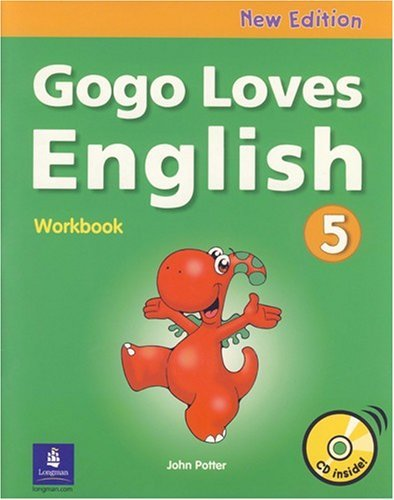 Gogo Loves English 5 | Workbook with CD