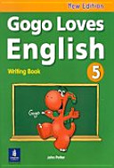 Gogo Loves English 5 | Writing Book