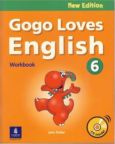 Gogo Loves English 6 | Workbook with CD