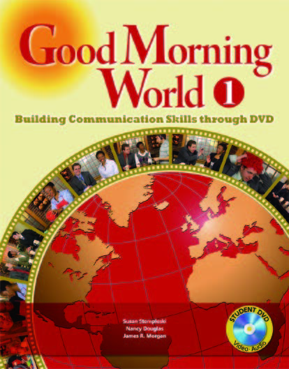 Good Morning World 1 | Student Book (80 pp) with DVD
