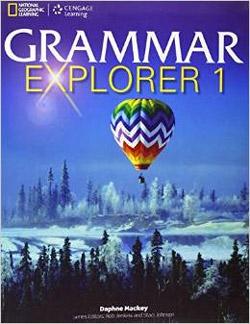 Grammar Explorer 1 | Student Book Split Edition 1B