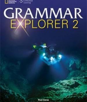 Grammar Explorer 2 | Student Book with Online Workbook Access Code