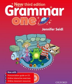 Grammar: Third Edition Level 1 | Student Book with Audio CD