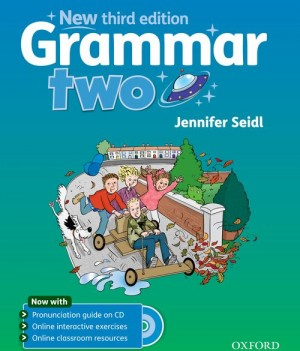 Grammar: Third Edition Level 2 | Student Book with Audio CD