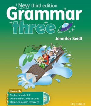 Grammar: Third Edition Level 3 | Student Book with Audio CD