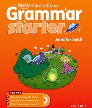 Grammar: Third Edition Starter | Student Book with Audio CD