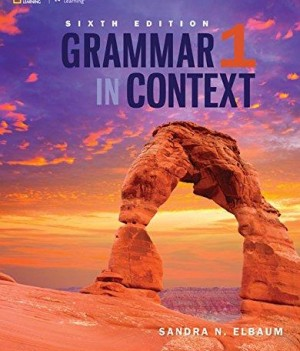 Grammar in Context 6/e 1 | Online Workbook