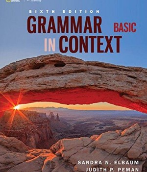 Grammar in Context 6/e Basic | Classroom Presentation Tool CD-ROM