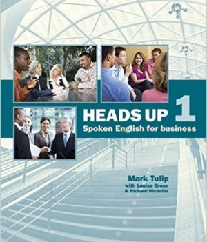 Heads Up 1 | Student Book with Audio CDs (2)