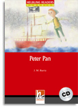 Peter Pan  | Reader / Audio CD