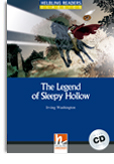 The Legend of Sleepy Hollow | Reader / Audio CD