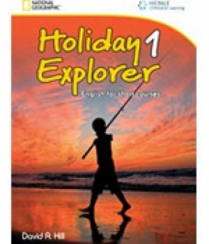 Holiday Explorer 1 | Student Book with Audio CD