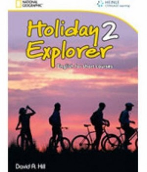 Holiday Explorer 2 | Student Book with Audio CD