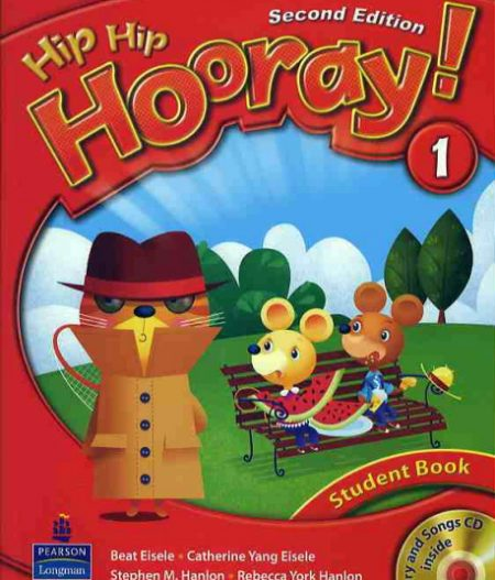 Hip Hip Hooray! 1 | Student Book with CD