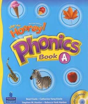 Hip Hip Hooray!  | Phonics Book A with CD