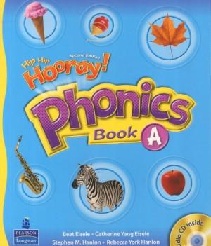 Hip Hip Hooray!  | Phonics Book A with CD