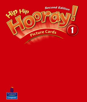 Hip Hip Hooray! 1 | Picture Cards