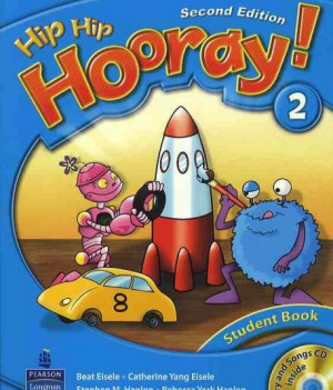 Hip Hip Hooray! 2 | Student Book with CD