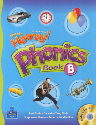 Hip Hip Hooray!  | Phonics Book B with CD