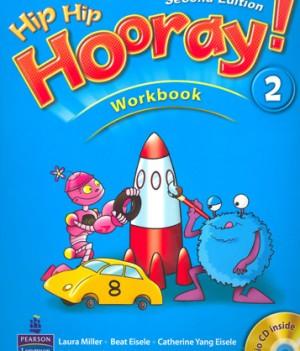 Hip Hip Hooray! 2 | Workbook with CD