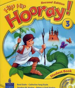 Hip Hip Hooray! 3 | Student Book with CD
