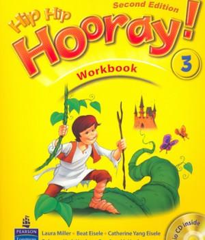Hip Hip Hooray! 3 | Workbook with CD