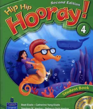 Hip Hip Hooray! 4 | Student Book with CD