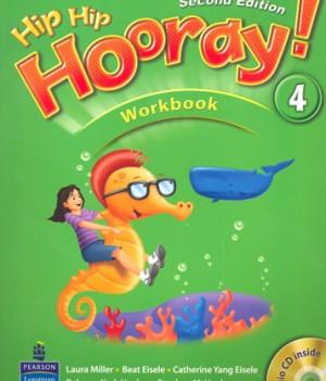 Hip Hip Hooray! 4 | Workbook with CD